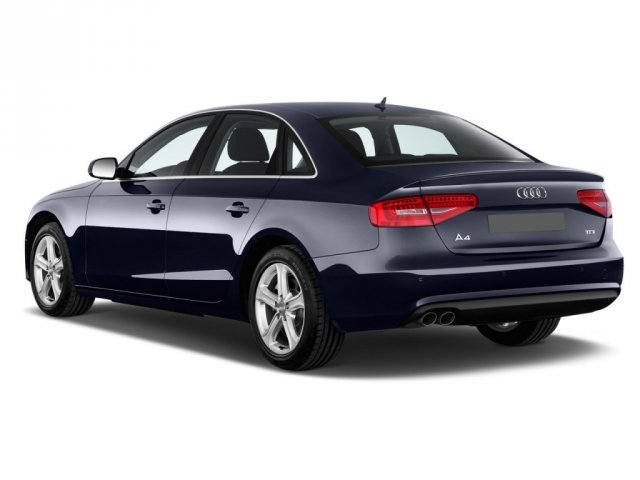 2 Audi A4 Premium Holds Its Long Drawn Tradition