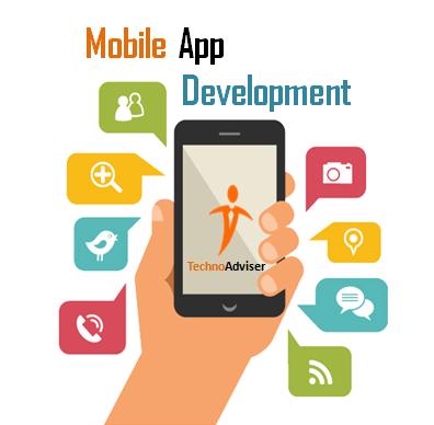 Professional Mobile App Development TechnoAdviser