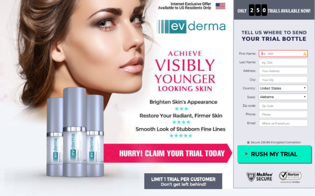 http://www.supplementoffers EV Derma