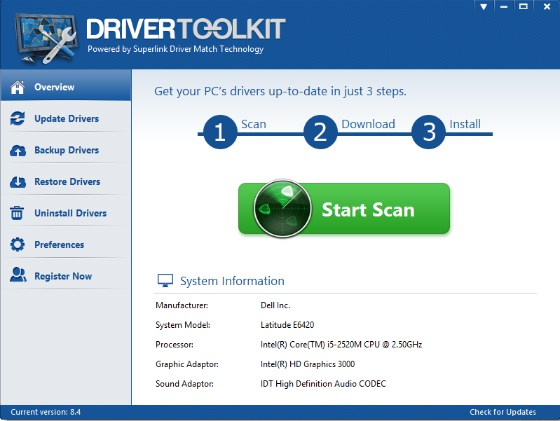 driver toolkit 8 shersoft