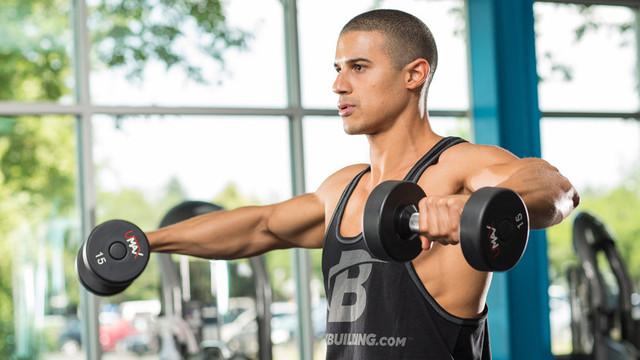 Explosive Muscle Explosive Muscle