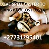 Love spell; healing spells;voodoo spell; spell casters / bring back lost lover in  24 hours call +27731295401