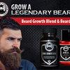 http://www.muscle4power - Legendary Beard Co