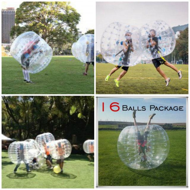 Bubble Soccer Suits Bubble Soccer Suits