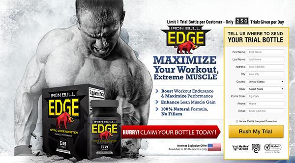 http://www.strongtesterone IRON BULL EDGE