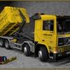 VOLVO F16 + Mulde m³ 9 x 2 AX - 3D Lazzarini AG