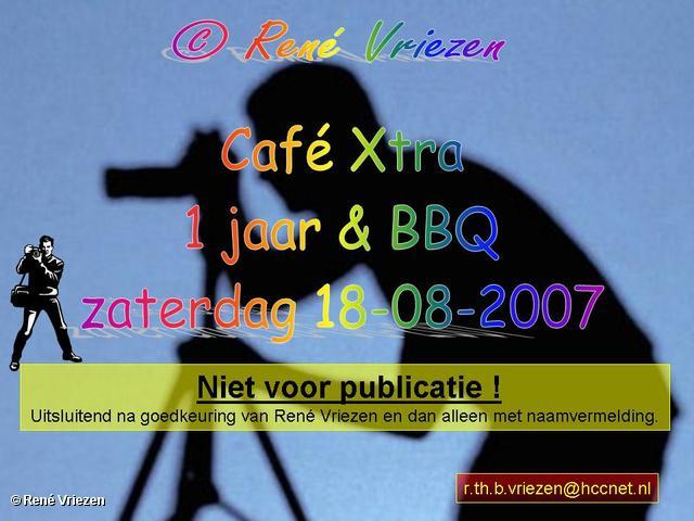 René Vriezen 2007-08-18 #0000 Café Xtra 1jaar BBQ 18-08-2007
