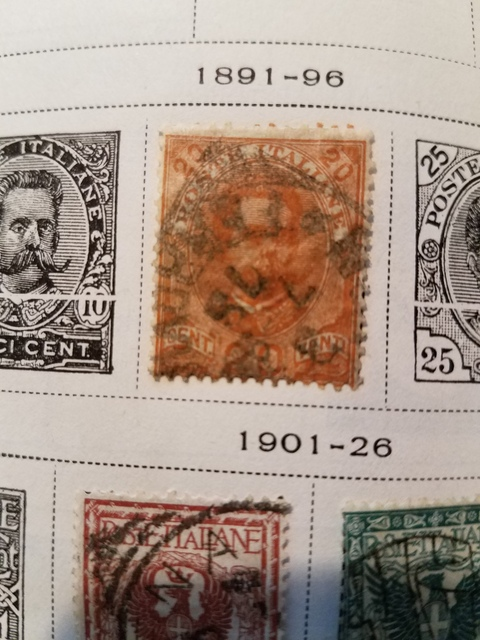 Could This Be The Rarest Umberto I Issue? Rare Stamps