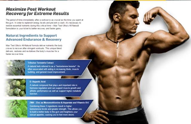 Max-Test-Reviews What Is Max Test Ultra supplement? Is it worked to enhance workout stamina?
