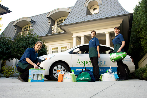 residential cleaning services AspenClean