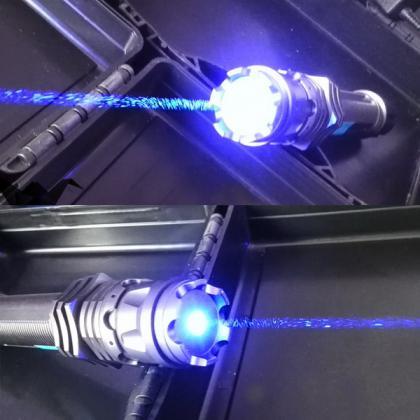 Puntatore laser blu 5000mW Comprare puntatore laser