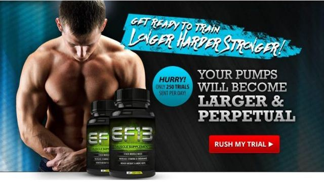 Their function with respect EF13 Muscle Supplement