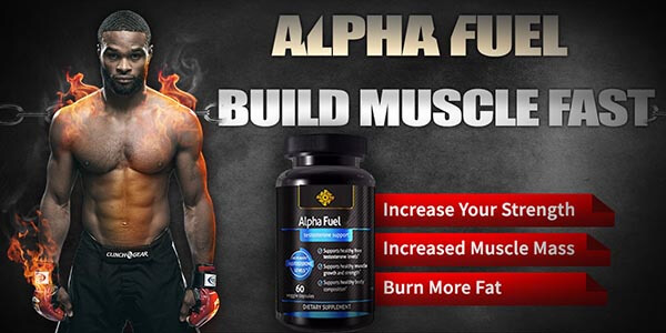 Alpha Fuel: 100% Risk *Free Trial* best Muscle Rev Alpha Fuel