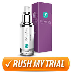 Finesse Face Serum: Impeccable Botox-Free Radiant  Finesse Face Serum