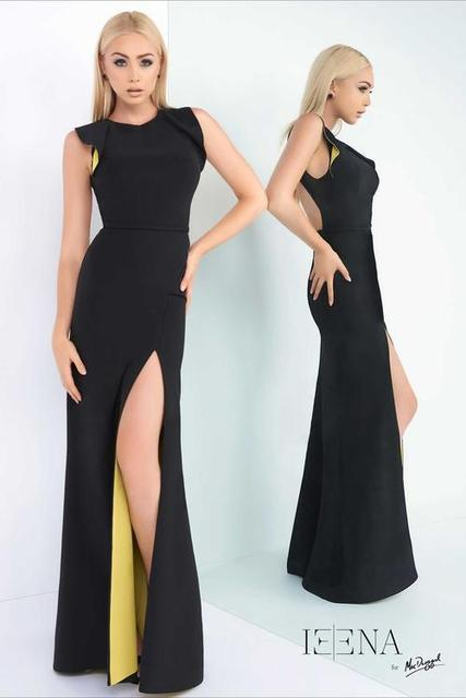 Luxurious Selection of Ieena for Mac Duggal Dress Picture Box