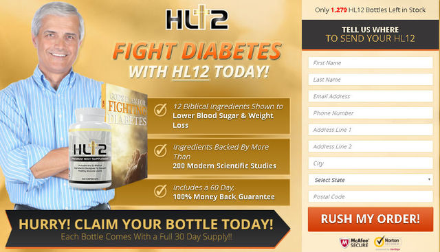 HL12-Supplement-review What is the cost of HL12 Supplement & where to buy?