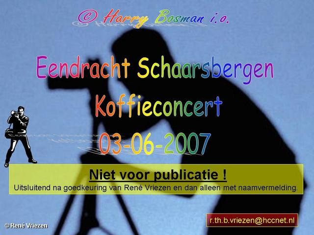 Harry Bosman 2007-06-03 DSC1219 Eendracht Schaarsbergen Koffieconcert 03-06-2007