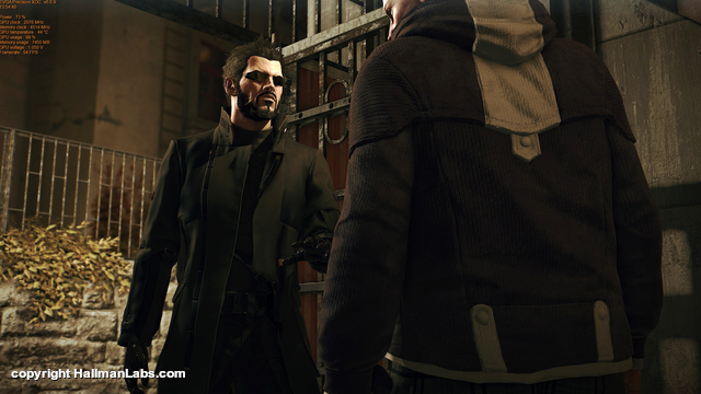 Deus Ex  Screen Shots