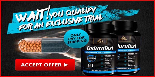 Enduro-Test-Free-Trial Enduro Test Testosterone Booster