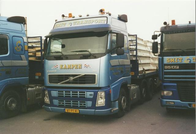 BT-PT-41 Volvo FH/NH/FM