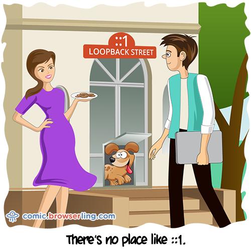Homev6 - Web Joke Tech Jokes
