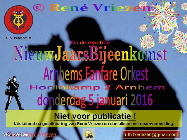 R.Th.B.Vriezen 05-01-2017 0000 Arnhems Fanfare Orkest_NieuwJaars Bijeenkomst na Repetitie_donderdag 5 januari 2017