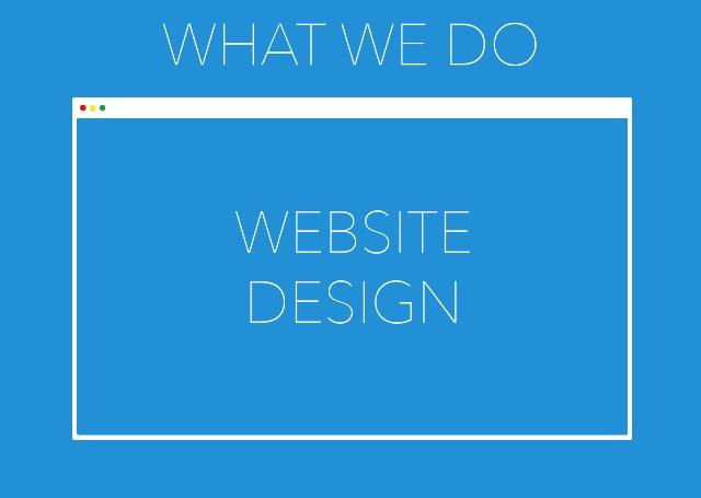 web design Yellow Dog Web Design