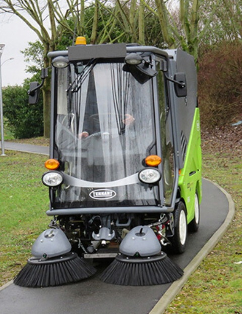 street cleaning Super Sweep Street Cleaning Inc.