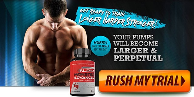 http://www.healthproducthub Alpha monster advanced