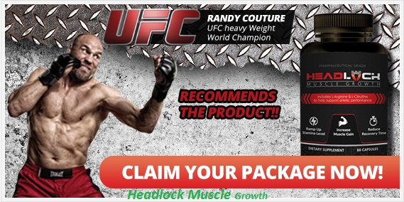 Randy-Couture-Headlock- What is the advanteges To take Headlock Muscle Growth ?