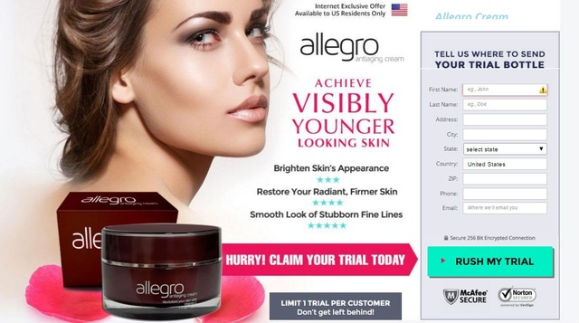 Allegro-Anti-Aging-Cream-Where-to-buy How does Allegro works On Our skin ?