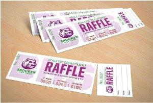 Raffle Ticket Generator Picture Box