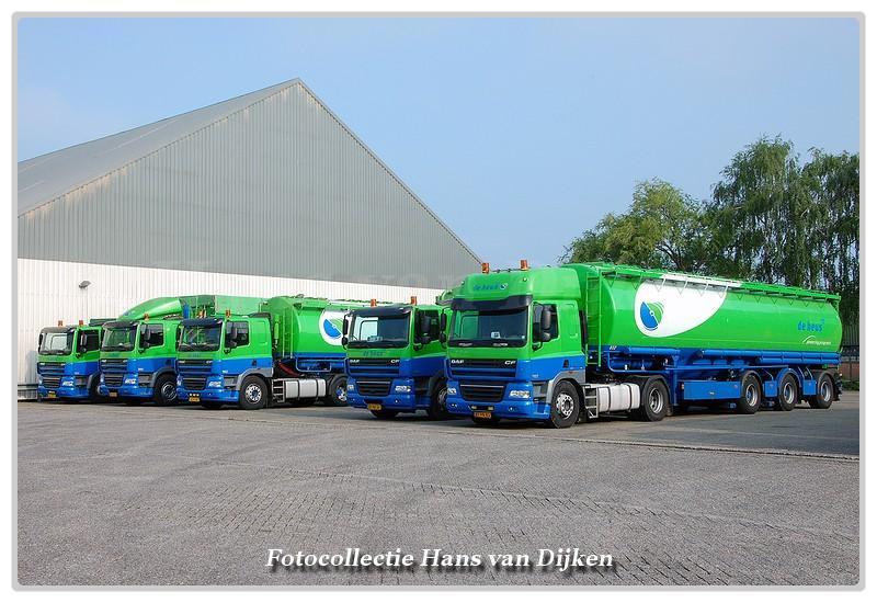 Line-up de Heus(0)-BorderMaker -