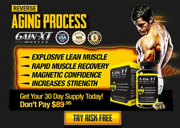 Gain XT Muscle: Gain Ripped Bodybuilding Supplemen Gain XT