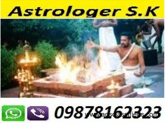 Astrologer !! +91-9878162323 !! Black Magic Specialist in Italy, Naples, Palermo