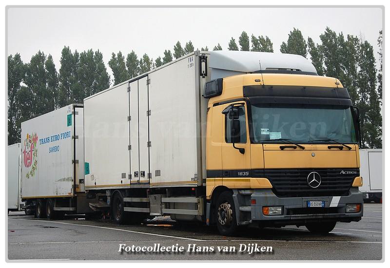 Trans Euro Fiori BS 350 VR-BorderMaker -