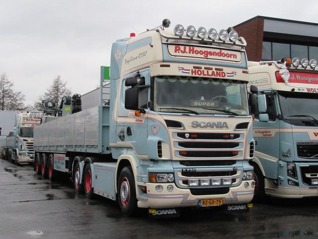 BZ-GD-75 Scania R Series 1/2