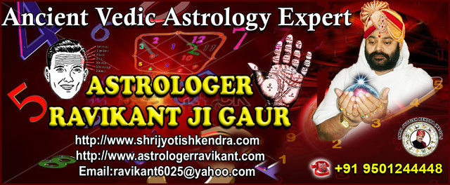26 Pt. Ravi Kant Gaur Ji is a world famous astrologer. Pt. Ji solves every type of your problems. +91 9501244448