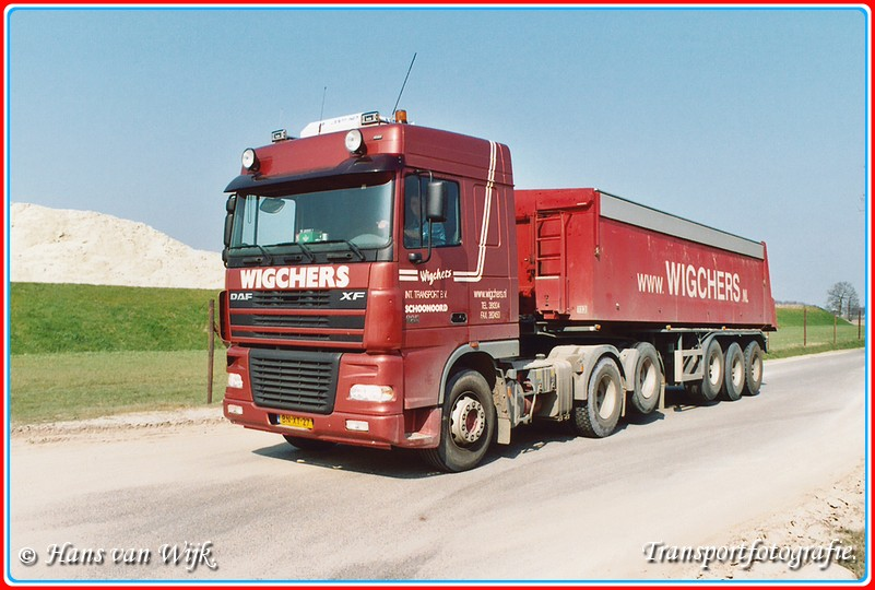 BN-XT-27  A-BorderMaker - Kippers Bouwtransport