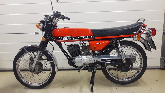 20170212 221256 1978 Yamaha RD 50 M