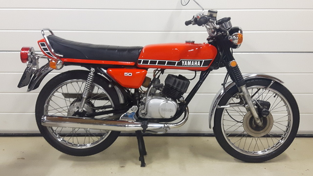 20170212 221458 1978 Yamaha RD 50 M