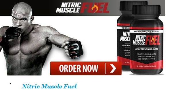 nitric-muscle-fuel What are the components?
