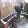 Tuin - Kleine klusjes 13-02... - Gazon en de voorbereidingen...