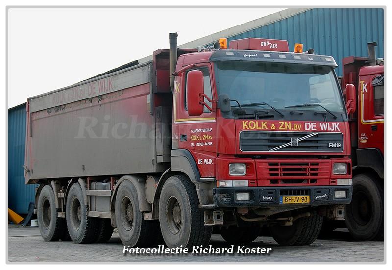 Kolk & zn.  de Wijk BH-JV-93-BorderMaker - Richard