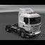 ets Scania R streamline 4x2 A - prive skin ets2