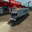 ets Scania R streamline 4x2... - prive skin ets2