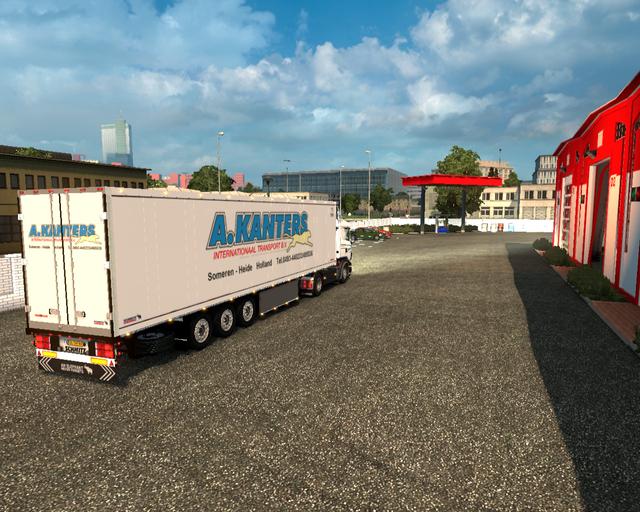 ets Scania R streamline 4x2 Schmitz SKO Ferroplast prive skin ets2