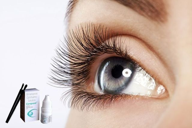 bimatoprost8 Bimatoprost for longer lashes