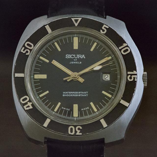SICURA-1 My Watches