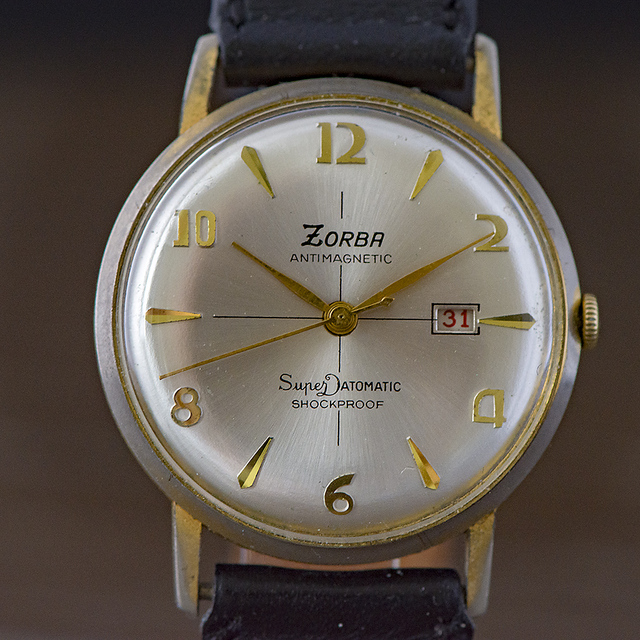 ZORBA My Watches